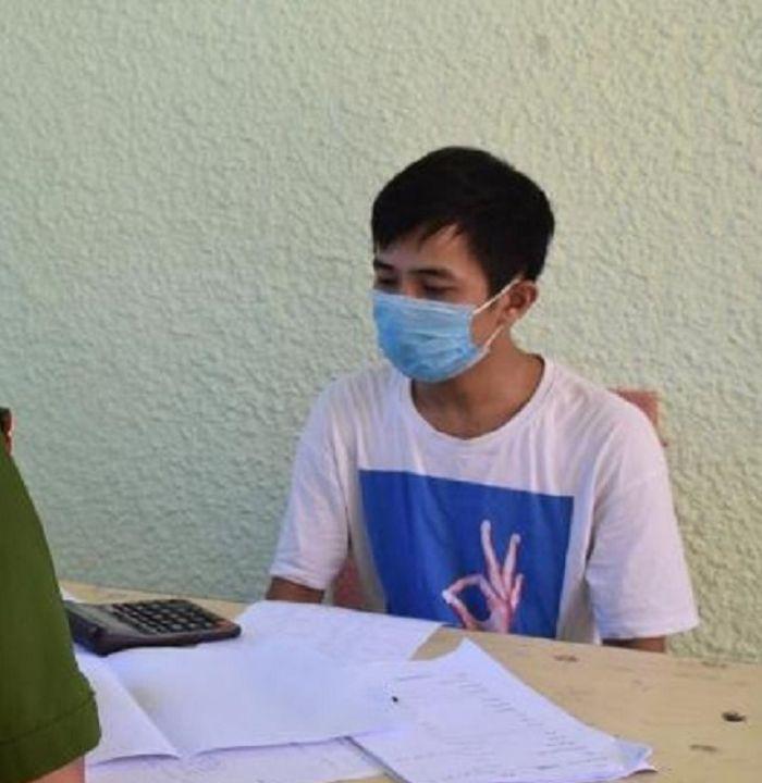 Đối tượng Nguyễn Thanh Khang thuộc trong đường dây tổ chức đánh lô đề đã bị bắt