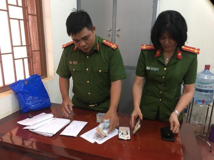 Phá tụ điểm ghi lô đề quy mô lớn với 1 tỷ đồng mỗi ngày tại Thanh Hóa